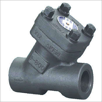 Forged Y Type Check Valve
