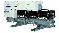 Air Cooled Screw Chiller Repairing