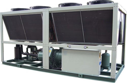 Air Cooled Chiller Maintenance Services