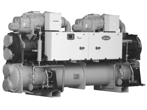 Water Cooled Chiller Services