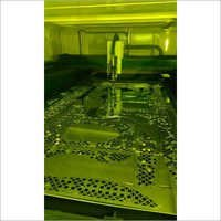 Interior SS Laser Cutting Design