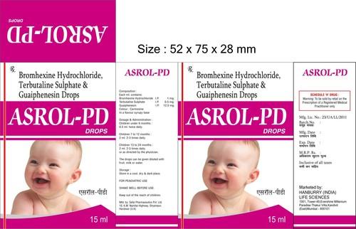Asrol PD Drop