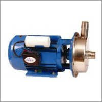Stainless Steel Centrifugal Monoblock Pump With Nipple
