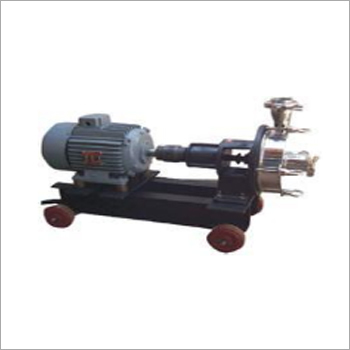 SS Stainless Steel Centrifugal Bare Shaft Coupled Pump with Trolly CFS Series