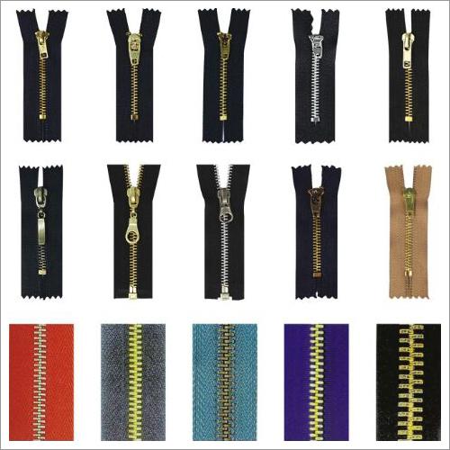 Garments Zipper