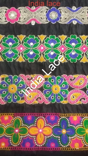 Embroidery Lace for Saree