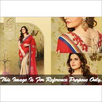 Designer Heavy Embroidered Sarees