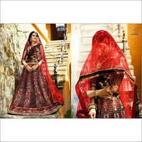 Fancy Embroidered Lehenga