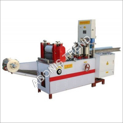 Color Paper Napkin Folding Machine
