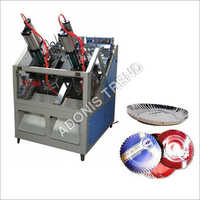 Automatic Wrinkle Paper Plate Making Machine