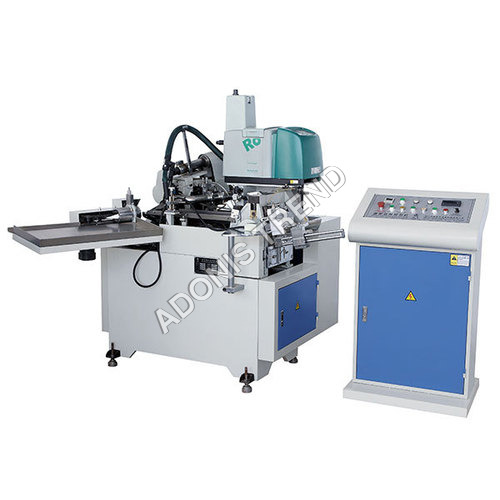 ZZB-120A  AUTOMATIC PAPER CONE CURLING MACHINE