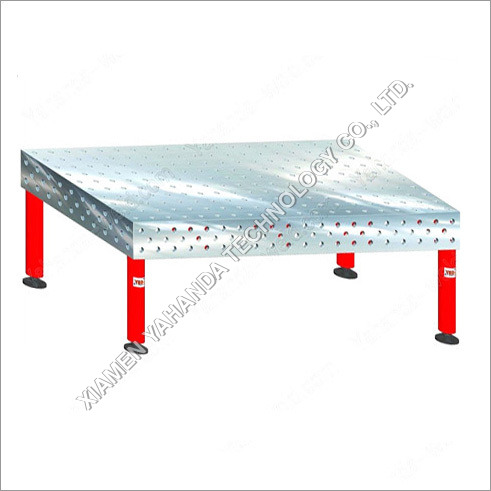3D Welding Tables