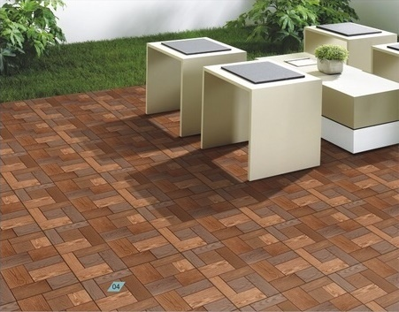 400 X 400 Matt Series Floor Tiles