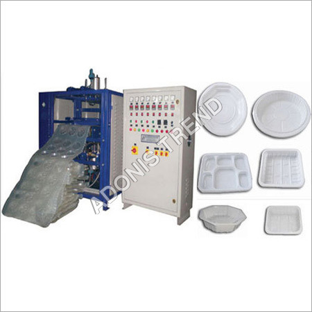Pvc Plate Making Machine