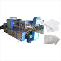 Automatic Paper Napkin Making Machine Single Size