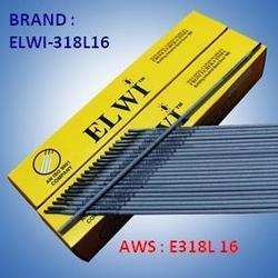 ELWI - 318L 16 Welding Electrodes