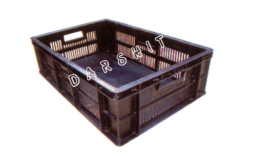 Supreme Side Perforated Bottom Closed Crate