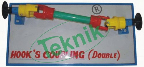 Hooks Coupling Double