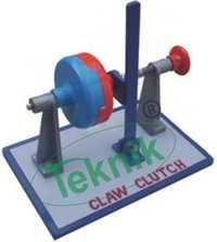 Claw Clutch Working Model