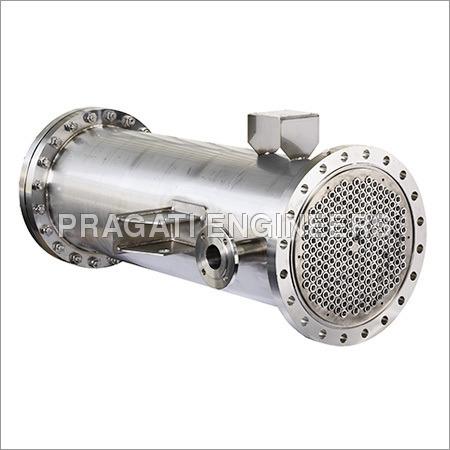 Steel Heat Exchanger Fabrication