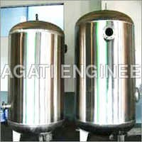 SS Storage Tank Fabrication