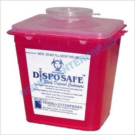 Medical Sharps Containers
