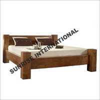 Wooden Beds & Bedroom Sets