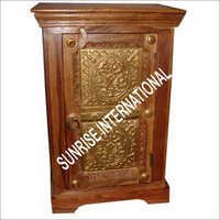 Small Wood Cupboard