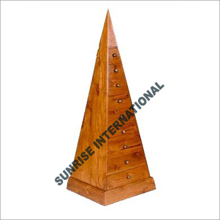 Pyramid Drawer Chest