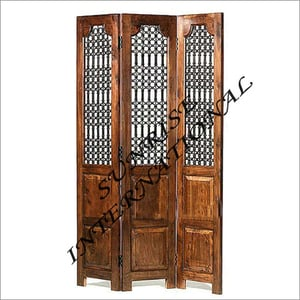 Wooden Partition Screens