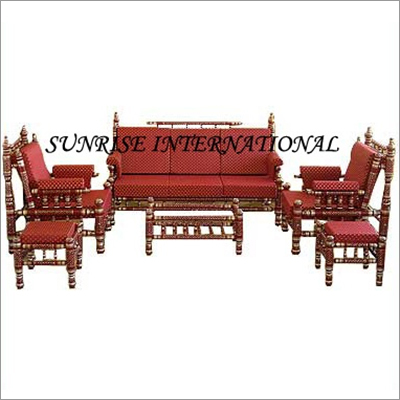 Wooden Sofa Sets & L Shade Sofa set