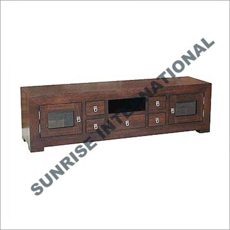 Wooden TV Cabinets and CD and DVD Racks