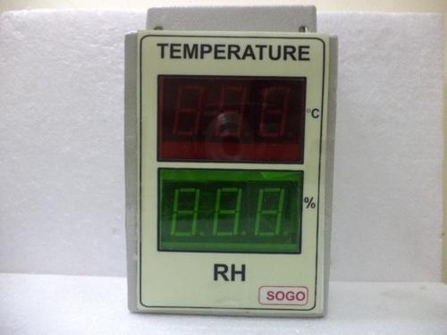 Temperature & RH