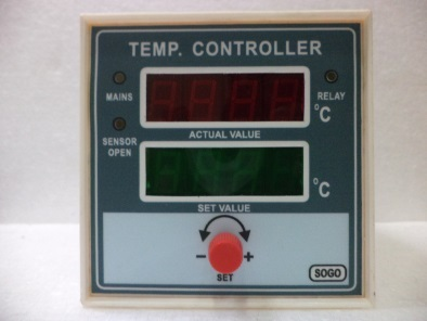 TEMP. and Temp-RH Instruments
