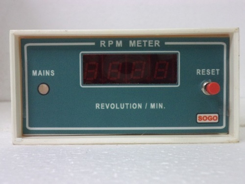 RPM and MPM Instruments