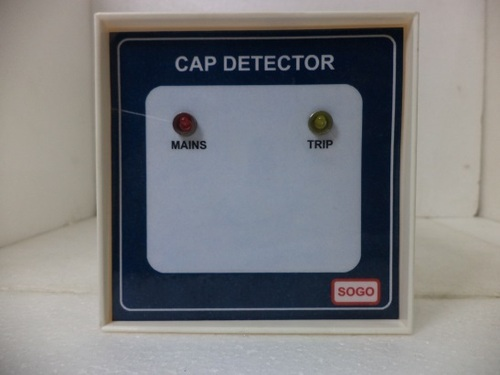 Bottle and Cap Detectors