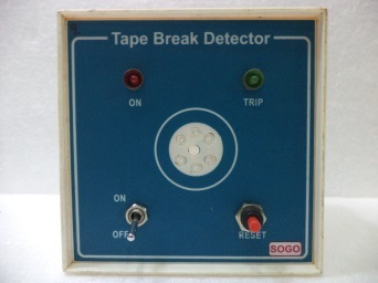 Tape Break Detector