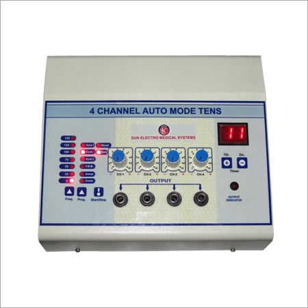 4 Channel Auto Mode Tens