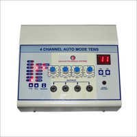 4 Channel Auto Mode Tens Unit