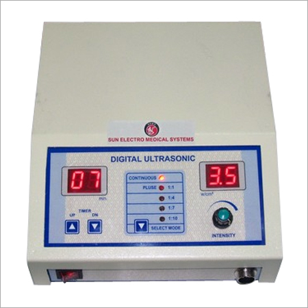 Digital Ultrasonic Equipments
