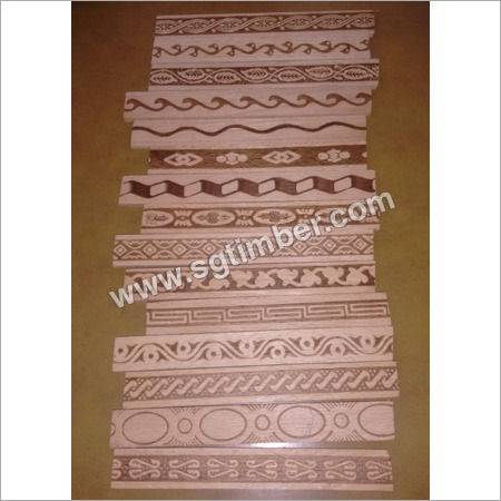 Decorative Wooden Moulding