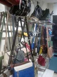 SS hanger showroom