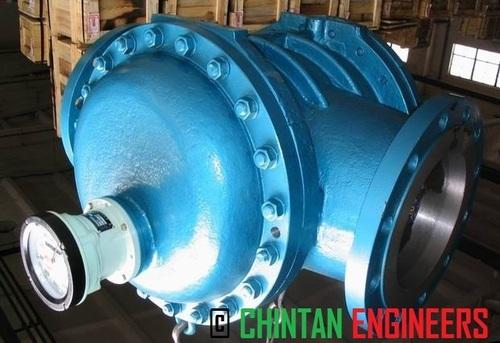 5 Inch Diesel Flow Meter