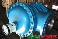 5 Inch Fuel Flow Meter