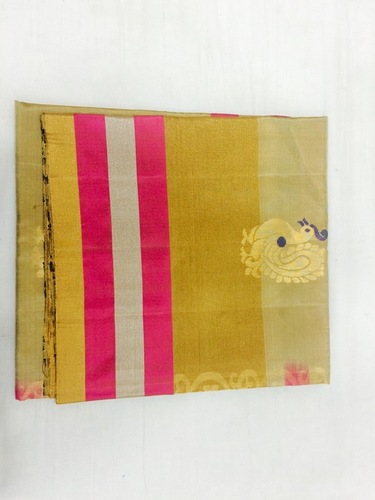 Pure Silk Handloom Colour Saree