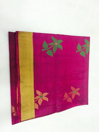 Pure Silk Handloom Colour Saree