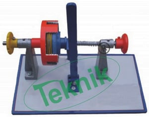 Multi Plate Clutch Working Model