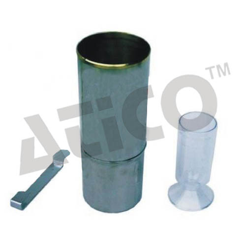 Rain Gauge : with glass conforming to Meteorogical Deptt