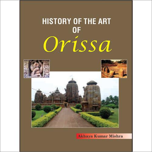 History of the Art of Orissa
