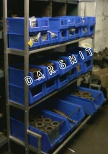 Rack for BINs Storage